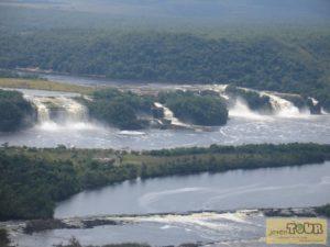 Canaima & Salto Angel Wasserfall