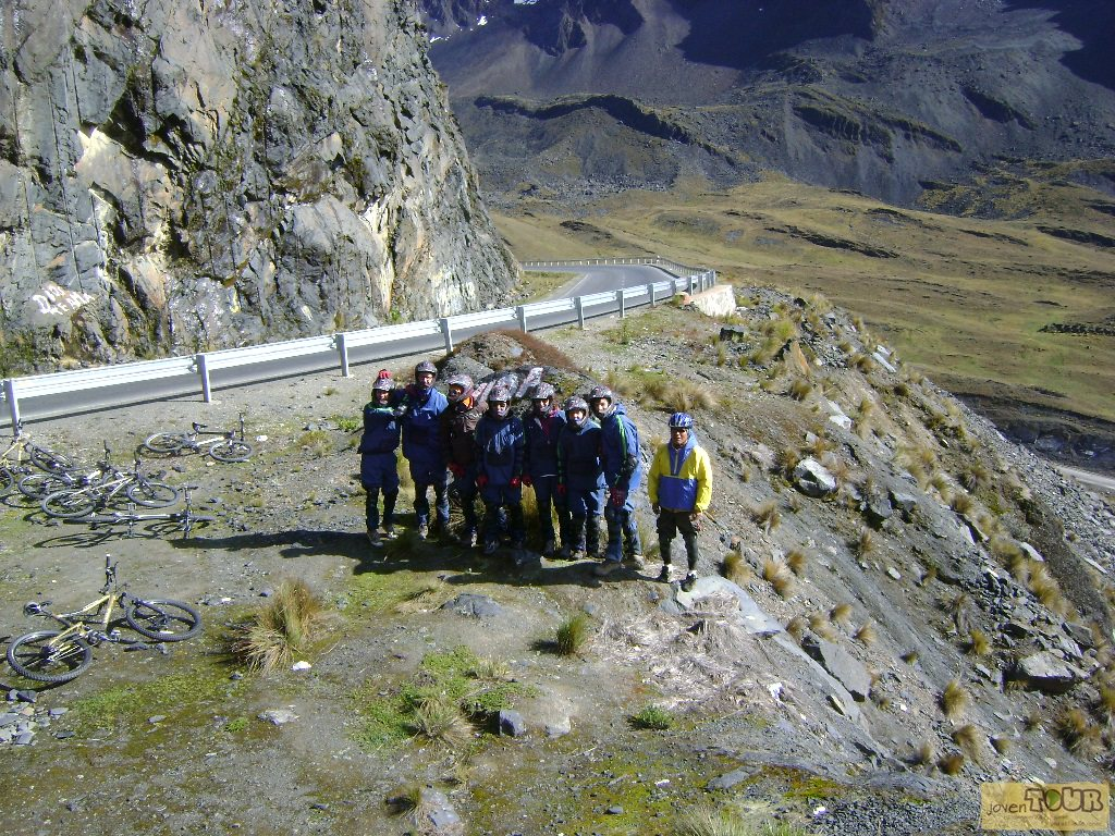 death road bolivien
