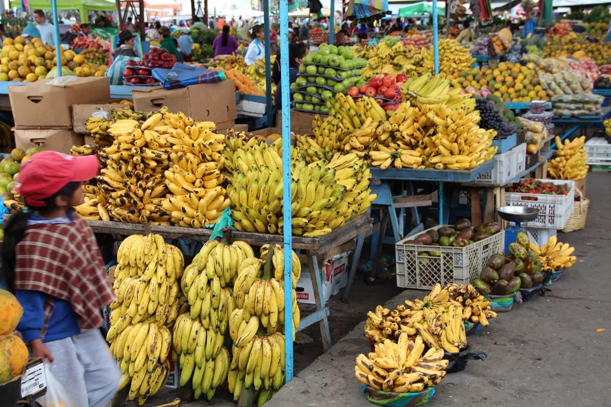Otavalo - Der Besuch des legendären Marktes ist ein Muss für Quito Besucher!