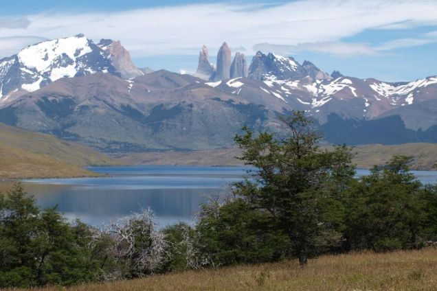 Info Torres del Paine