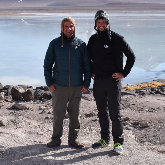 Markus und Steffen